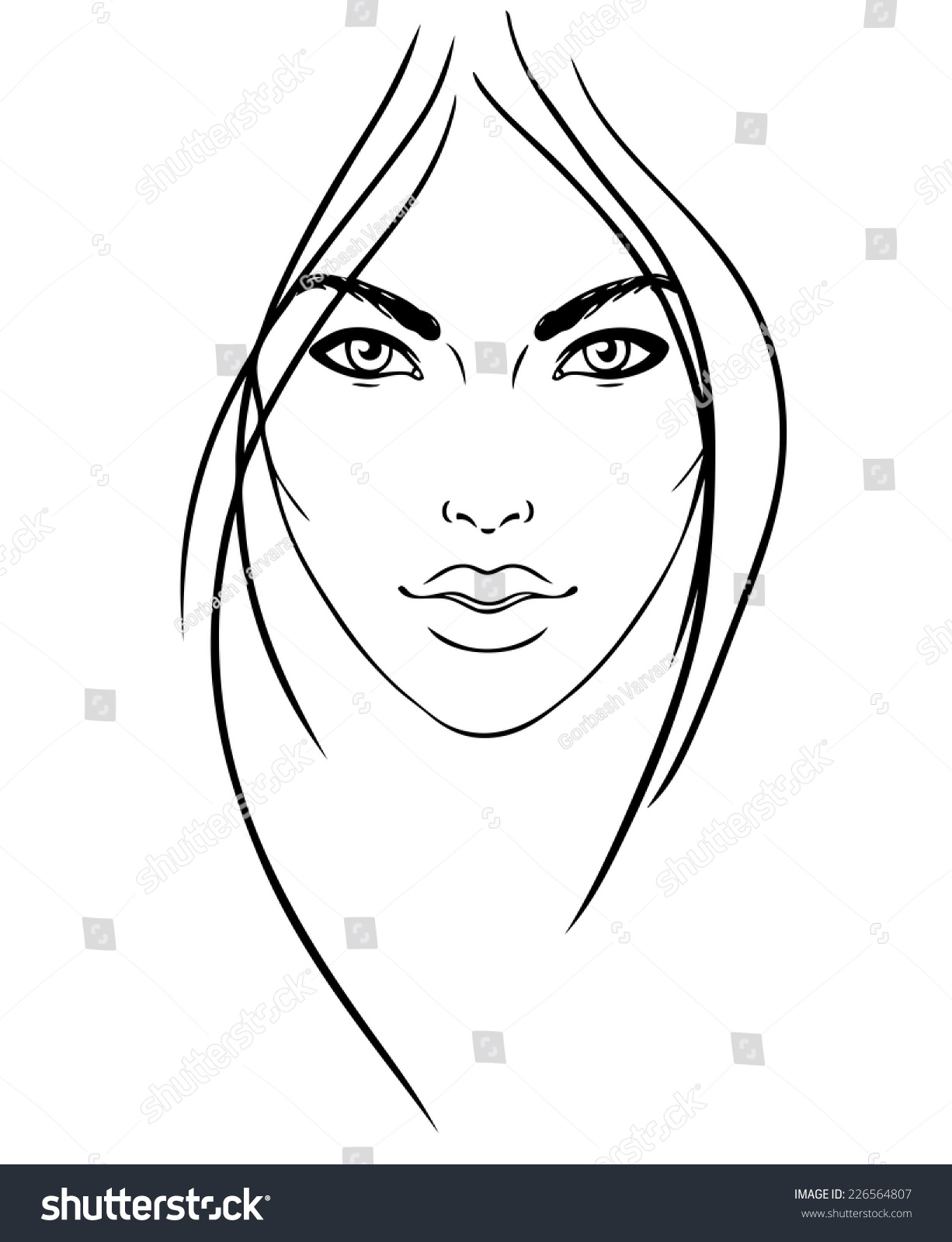 Vector Makeup Artist Images Stock Photos amp Vectors