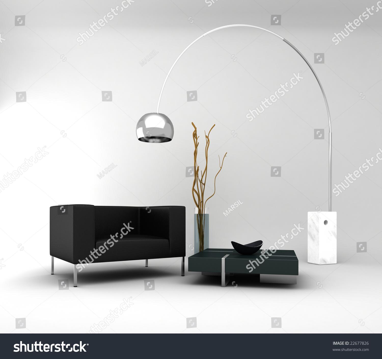 Furniture: A Minimal And Modern Interior