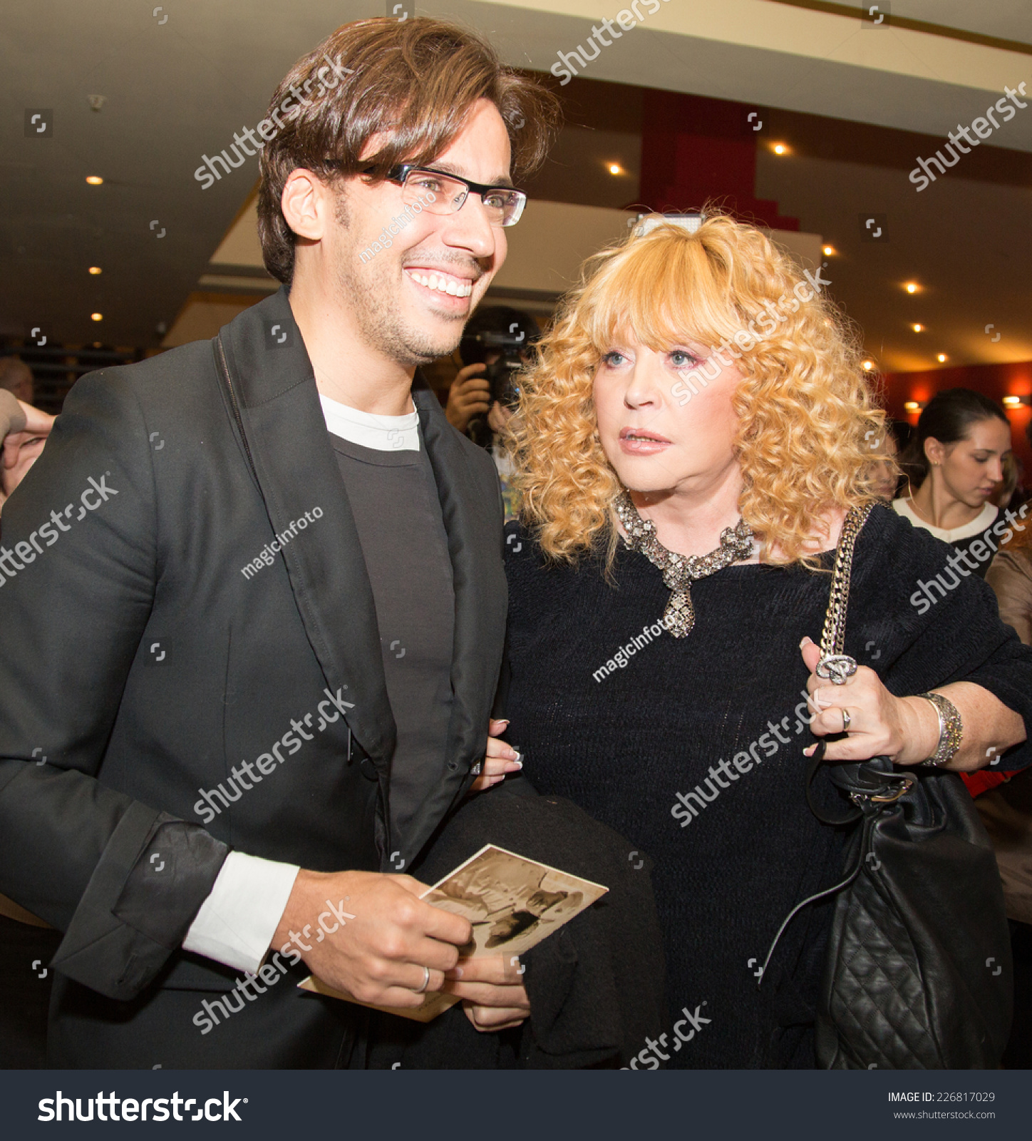 Galkin is building a theater for Pugacheva 08/01/2011 56