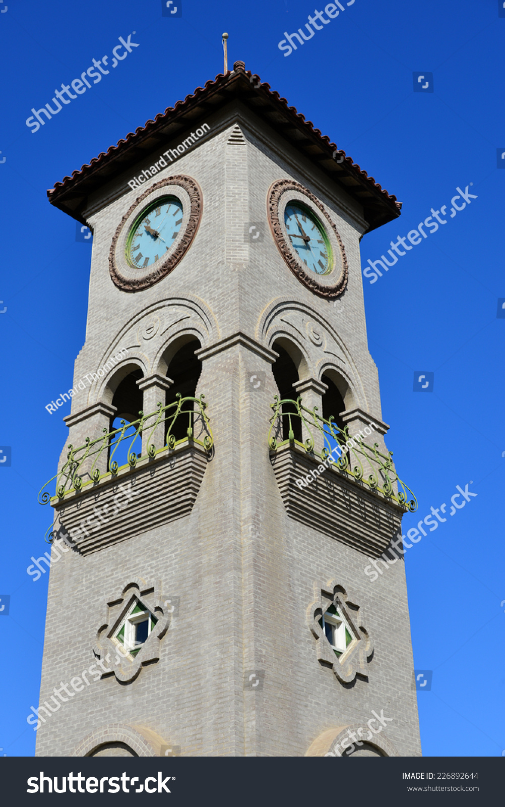 BAKERSFIELD CA OCTOBER 29 2014 Beal Stock Photo (Edit Now