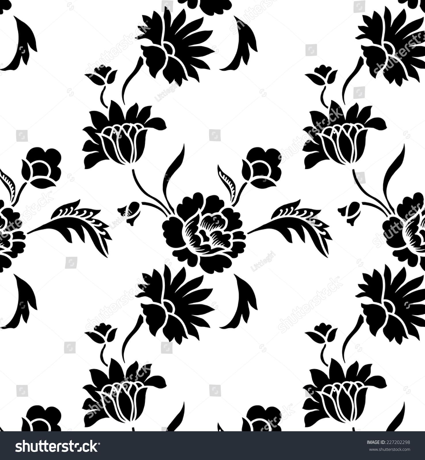 Beautiful black background designs flowers flowing stock vector beautiful black backgroundsigns of flowers flowing izmirmasajfo