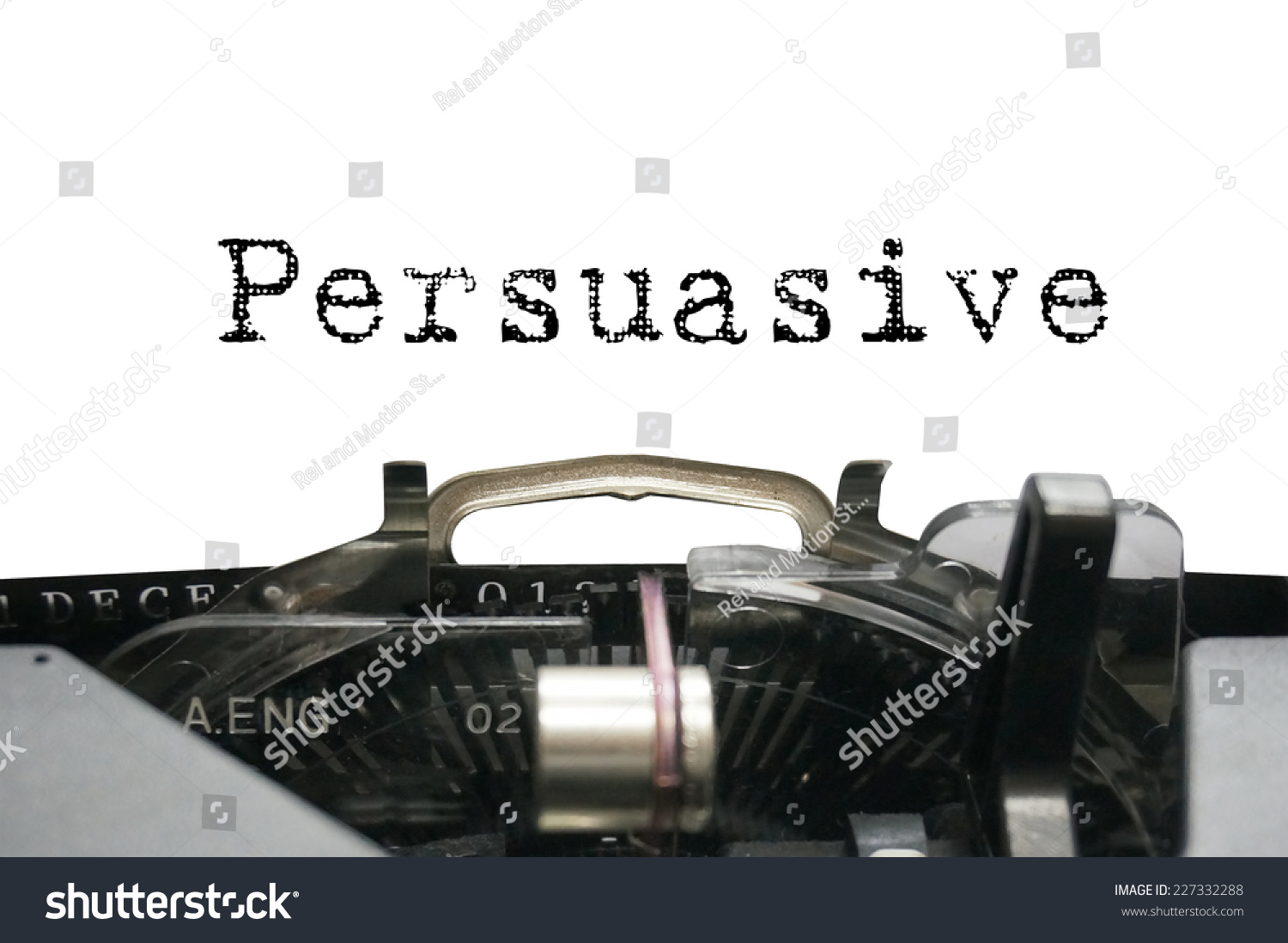 characteristic of persuasion Persuasion is difficult because changing views often makes people feel like they   charisma refers to a mixture of abstract and concrete qualities that make a.