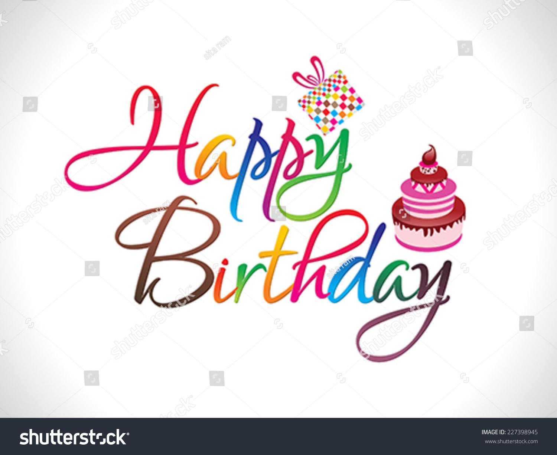 Birthday logo designs free free vector download 68759