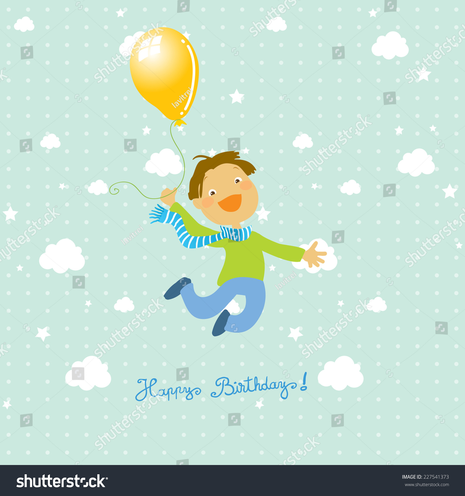 Happy Birthday Card Child Image collections Free Birthday Cards