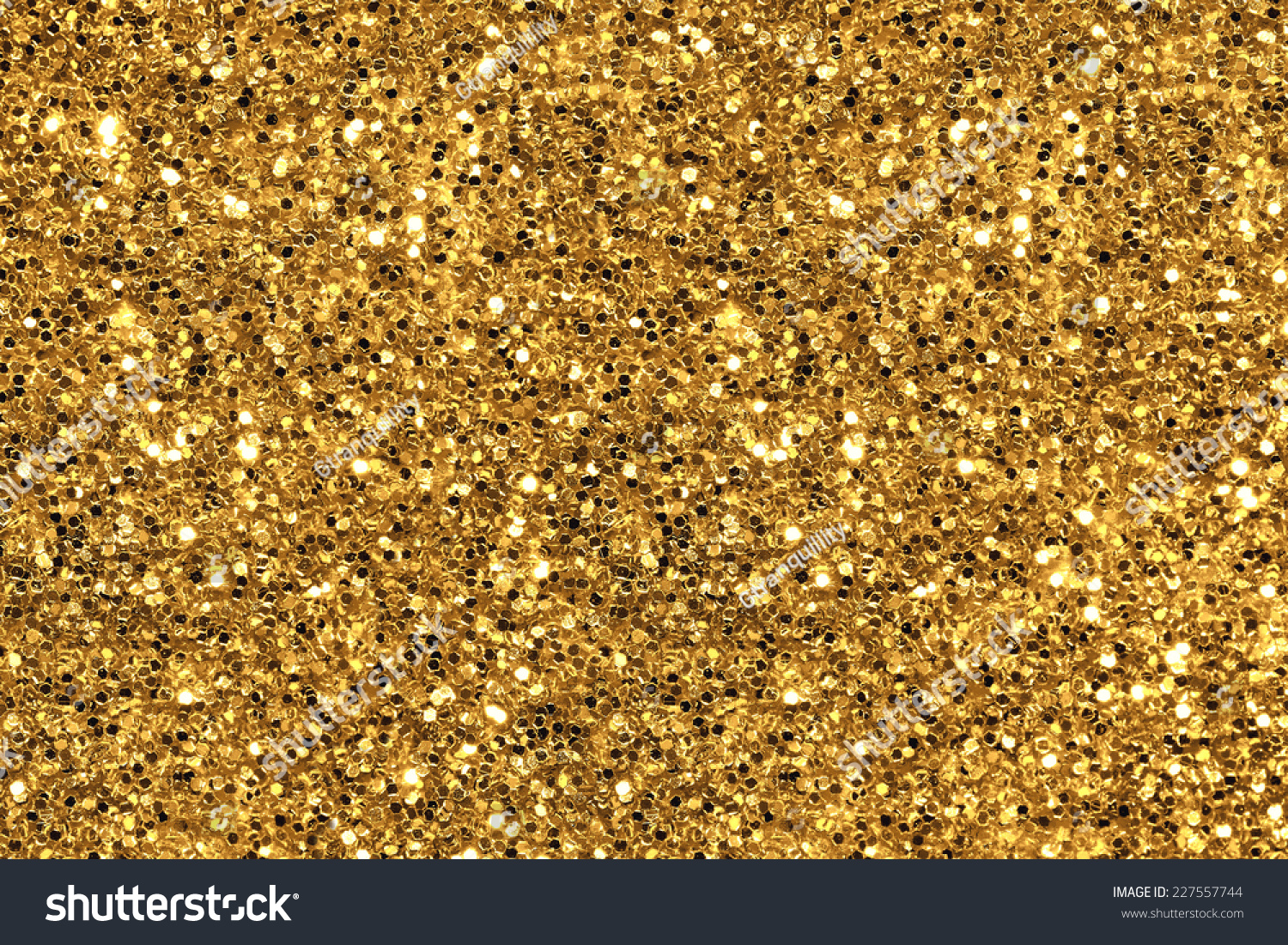 Gold Glitter Background Stock Photo 227557744 - Shutterstock