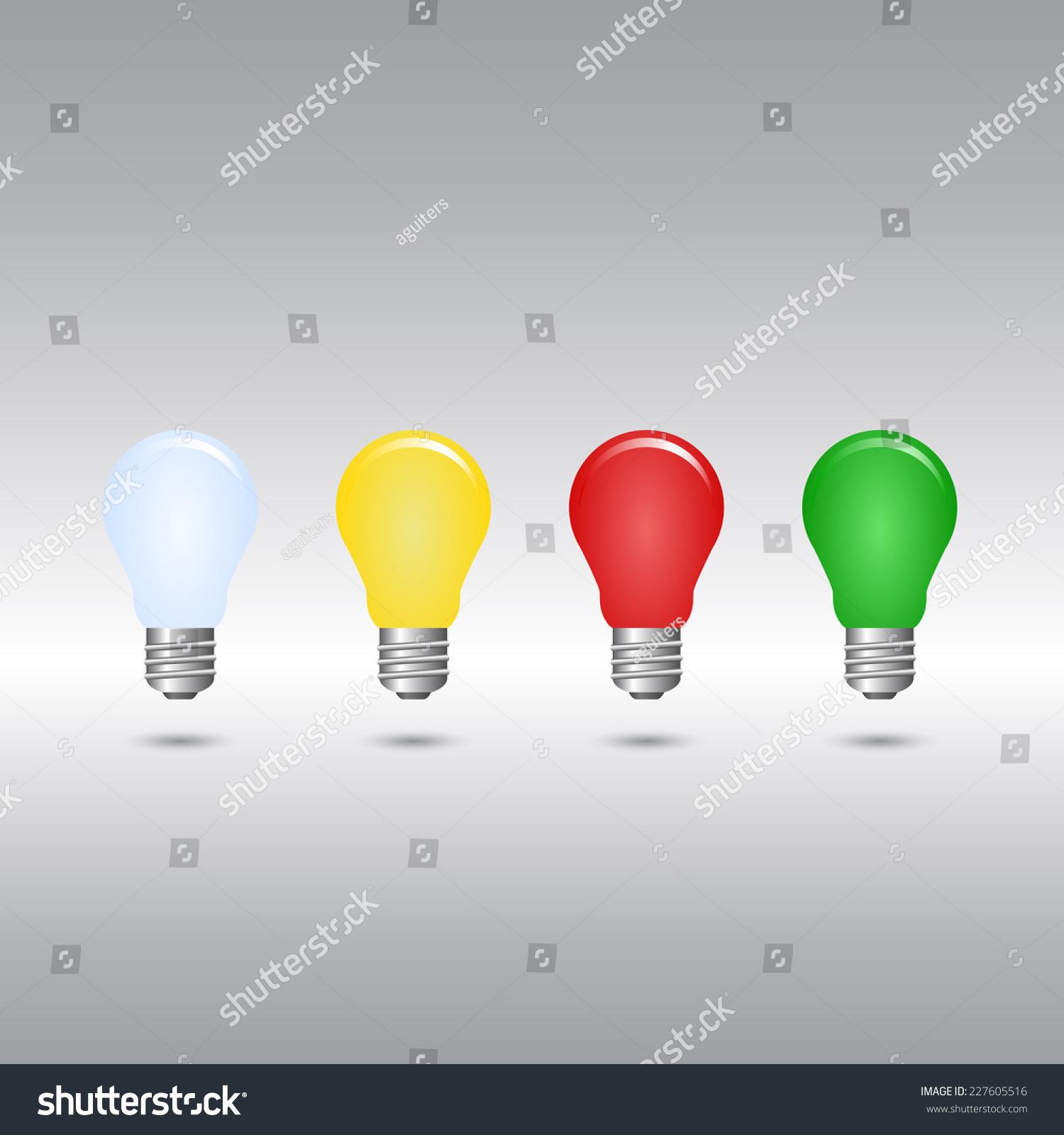 colored light bulbs - Colored Light Bulbs