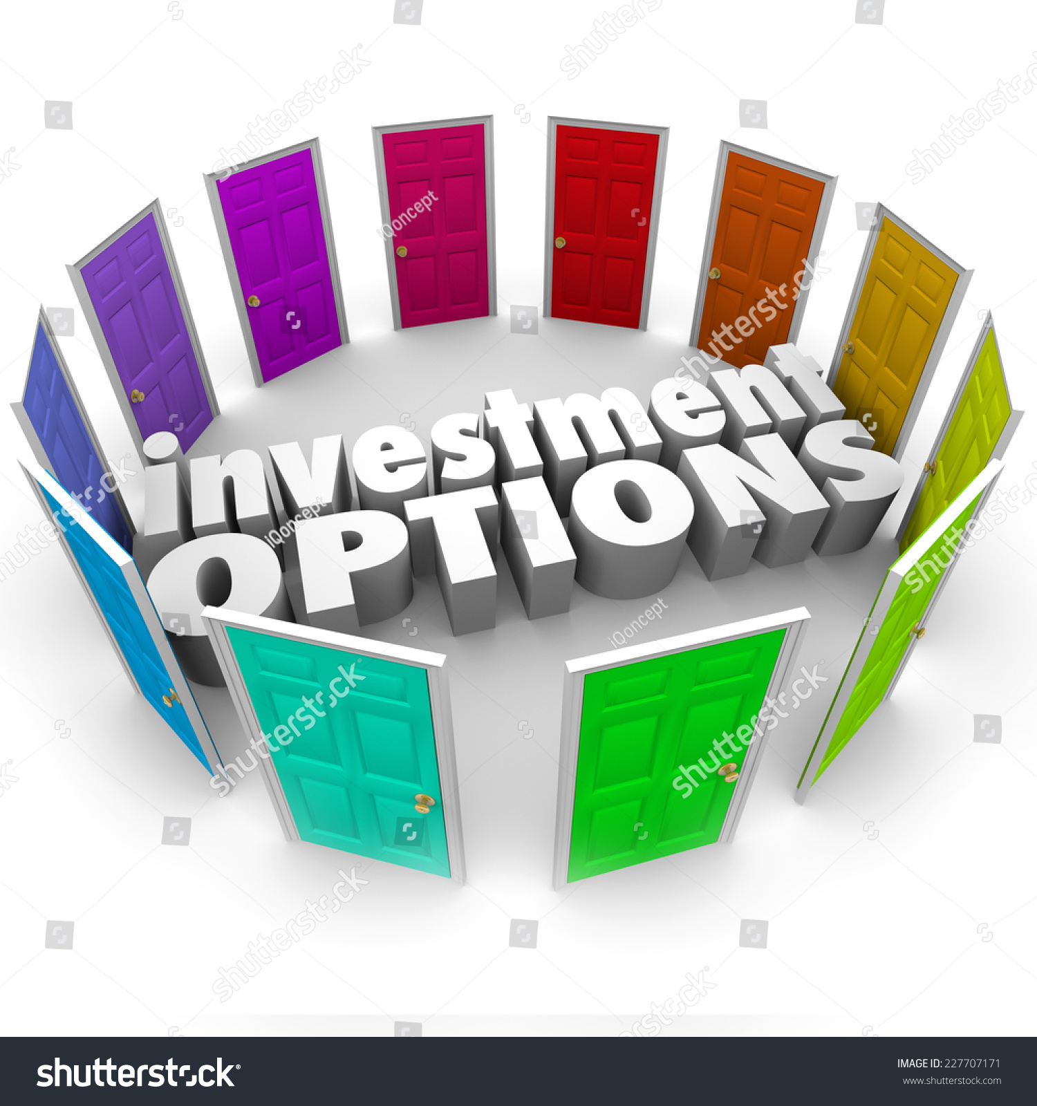 Investment stock options