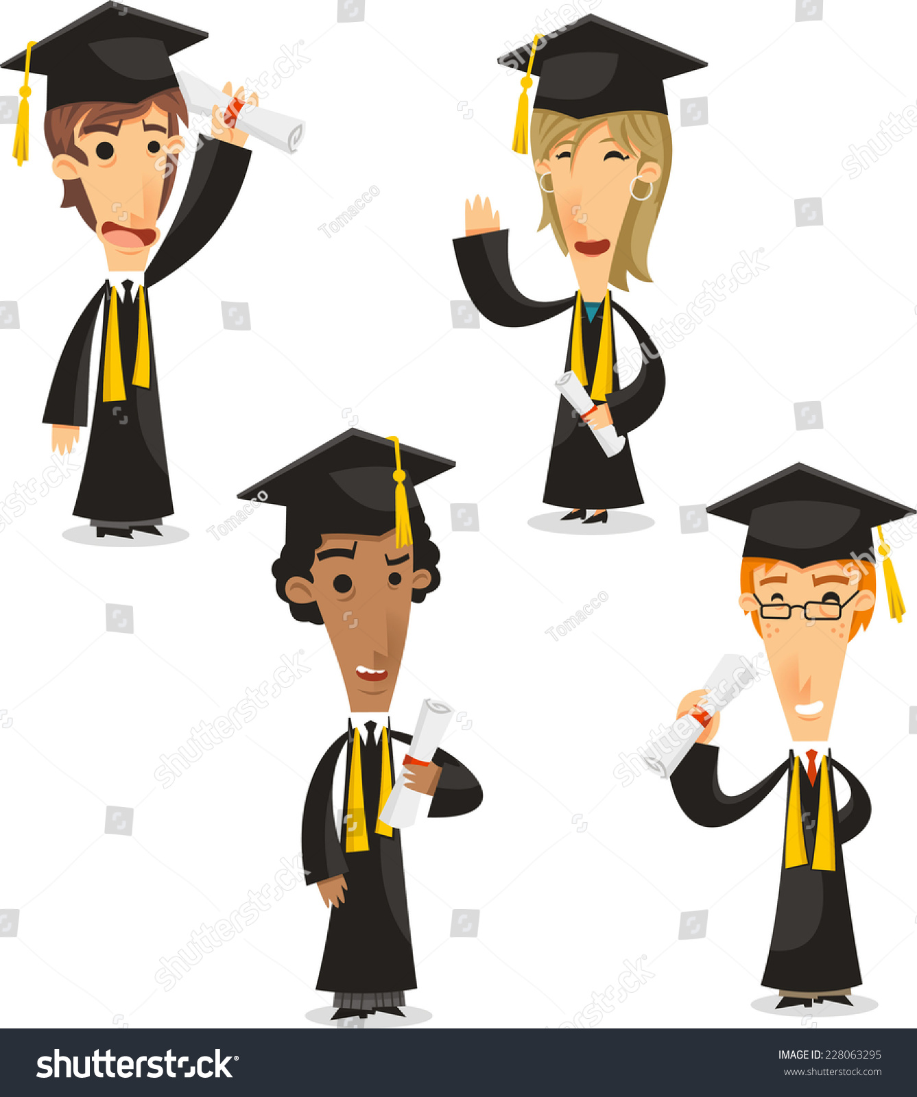 How long do you have to go to school for a Bachelor's degree? a Masters? Ph. D?