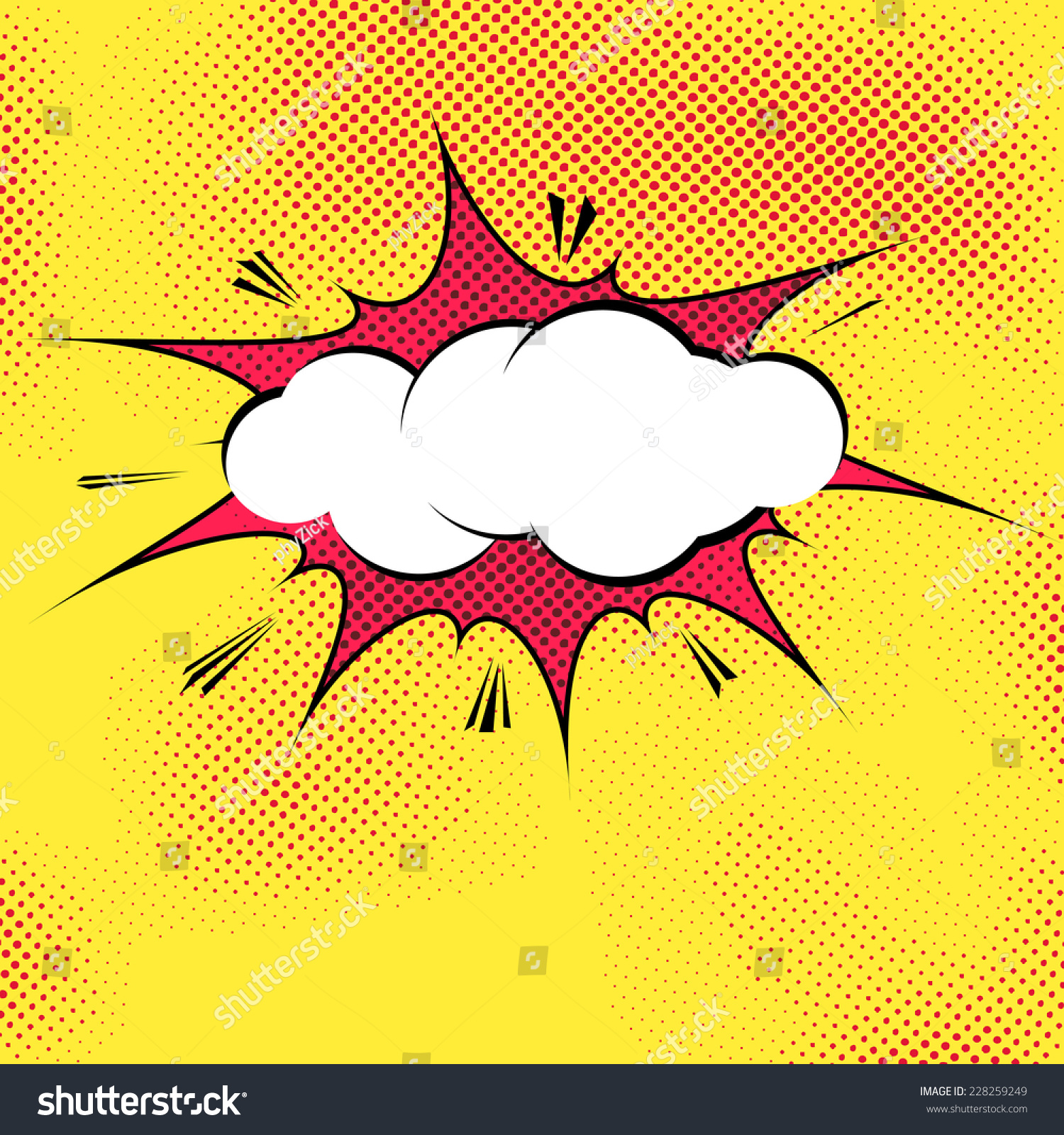 explosion background templates free