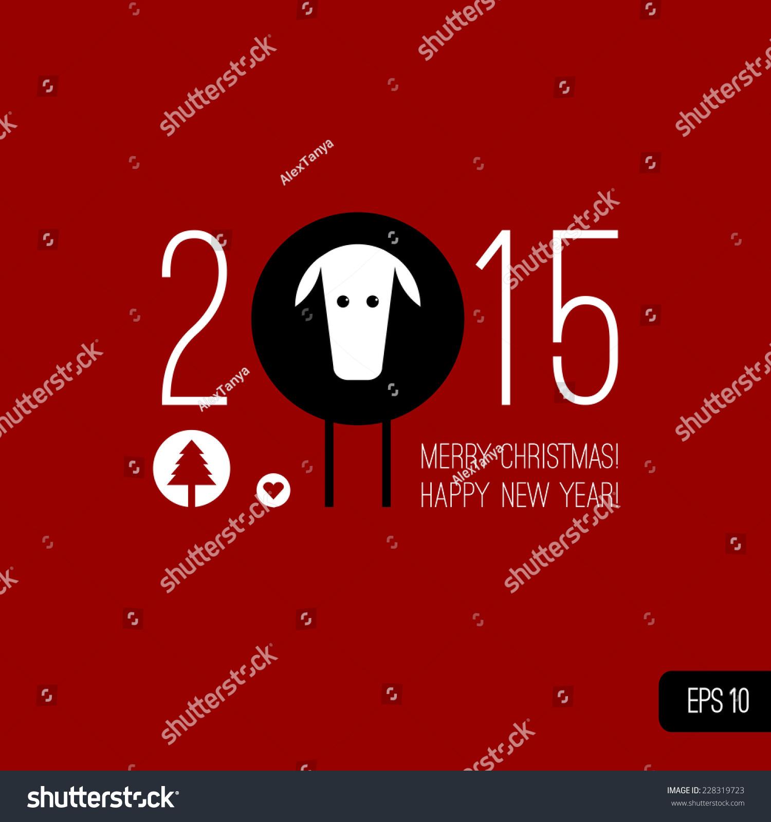 Chinese 2015 year symbol chinese horoscope stock vector 228319723 chinese 2015 year symbol chinese horoscope symbol new year celebration decorative element vector biocorpaavc