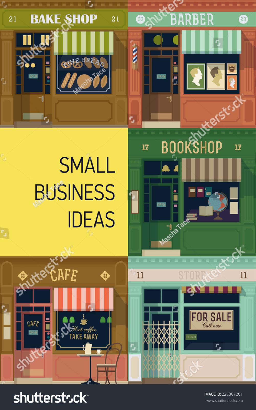 Business ideas for a shop?