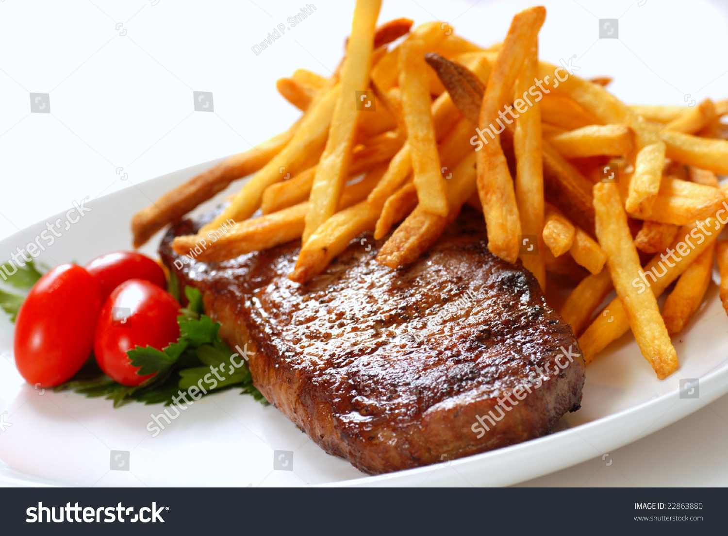 how to say steak in french