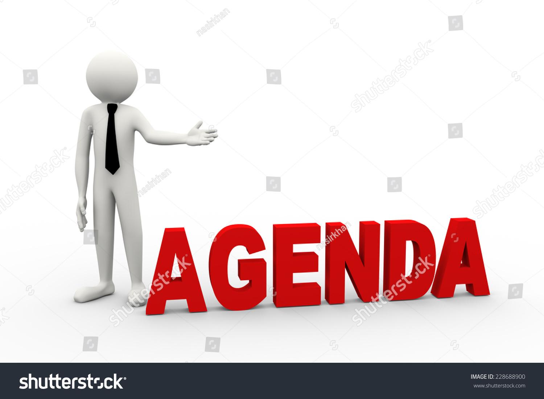 company agenda