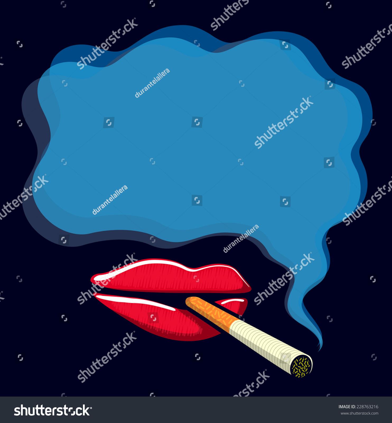 Smoking speech