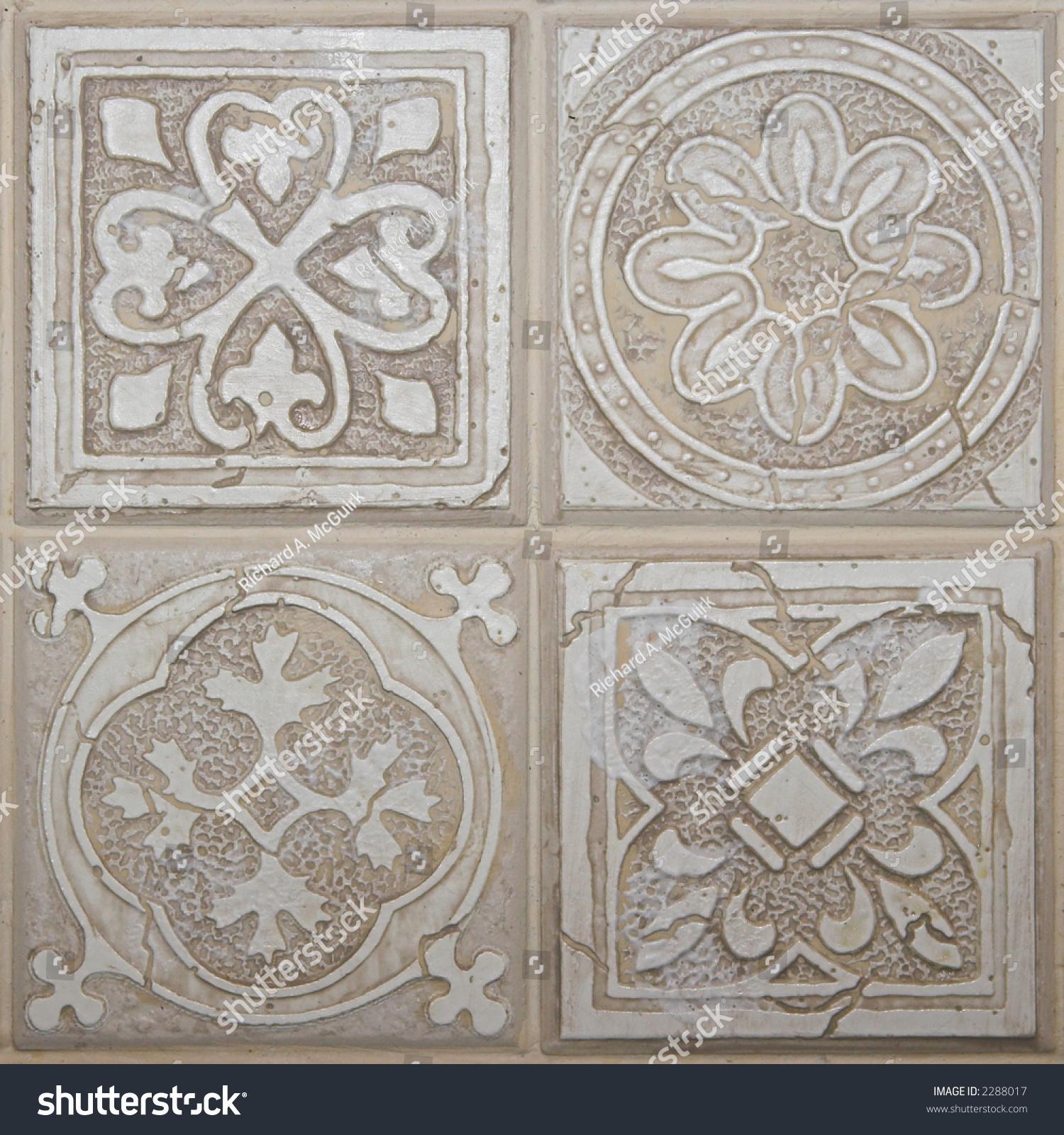 Color Dslr Picture Square Decorative Ceramic Stock Photo Edit Now