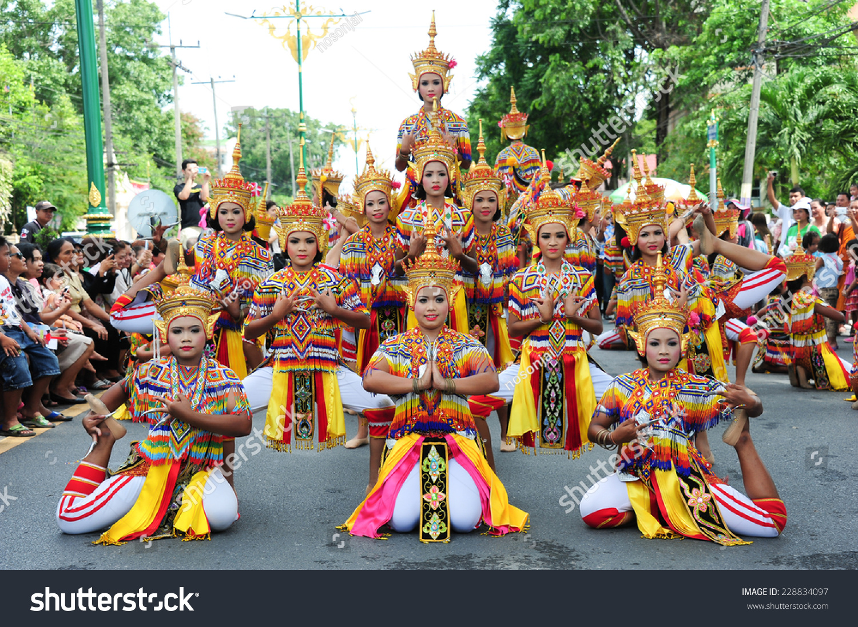 Nakhon Si Thammarat Thailand  city photos gallery : ... Thailand On September 22, 2014 In Nakhon Si Thammarat, Thailand. Stock