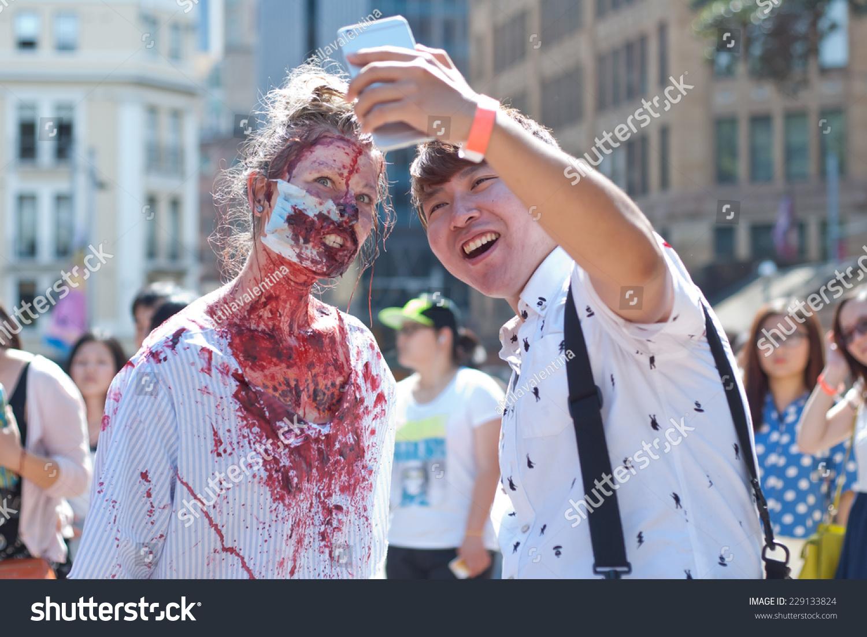 zombie walk sydney 2014 1040 - photo#13