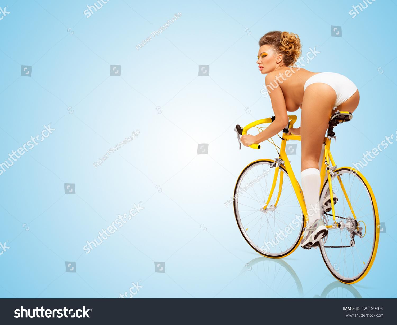 Teen Cycling Nude Video 108