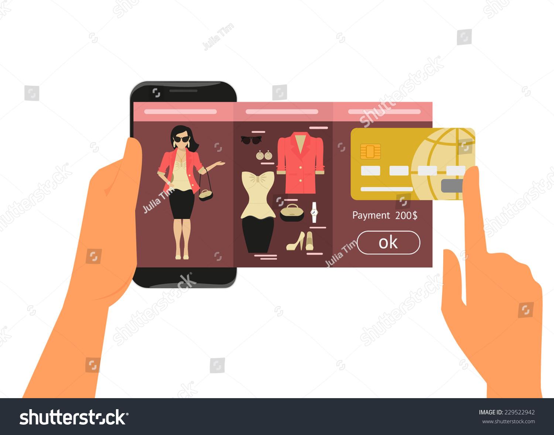 Mobile app shop for women online shopping of fashion for Shop mobili online