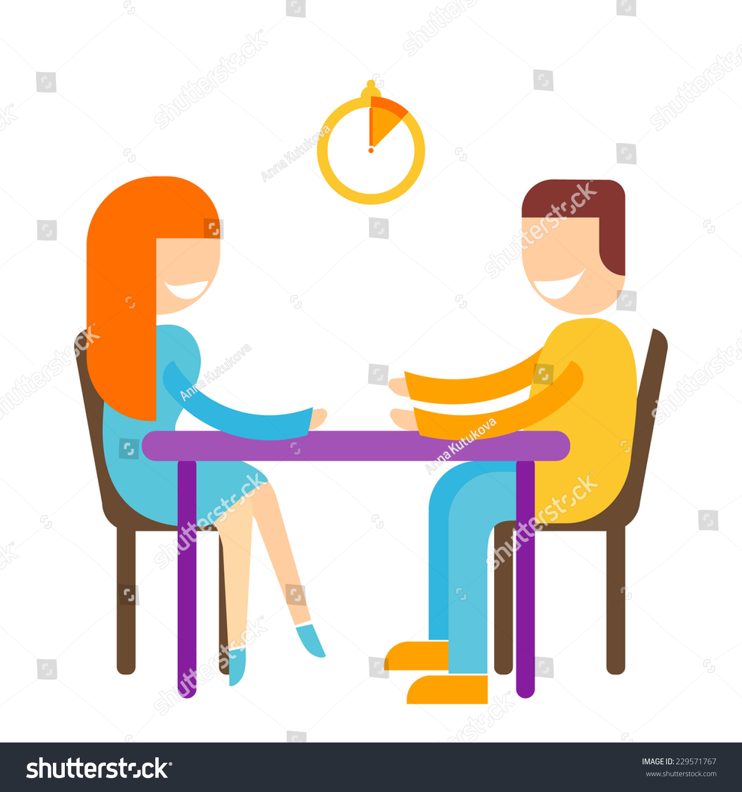 Chat room speed dating
