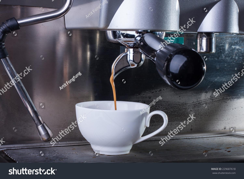 how to make coffee with coffee machine