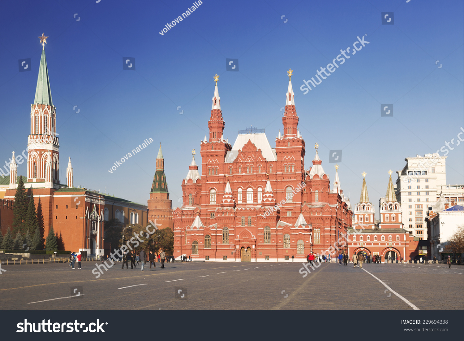 The Moscow Kremlin architectural ensemble: description, history and interesting facts 12