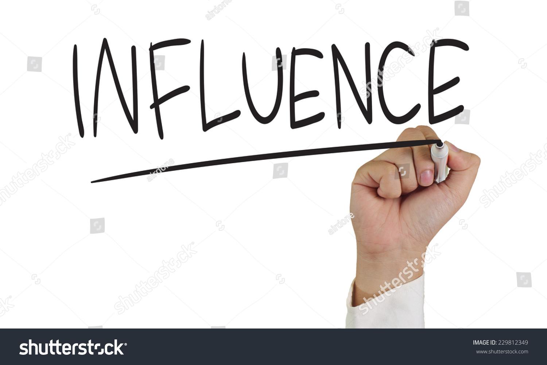 Influence essay