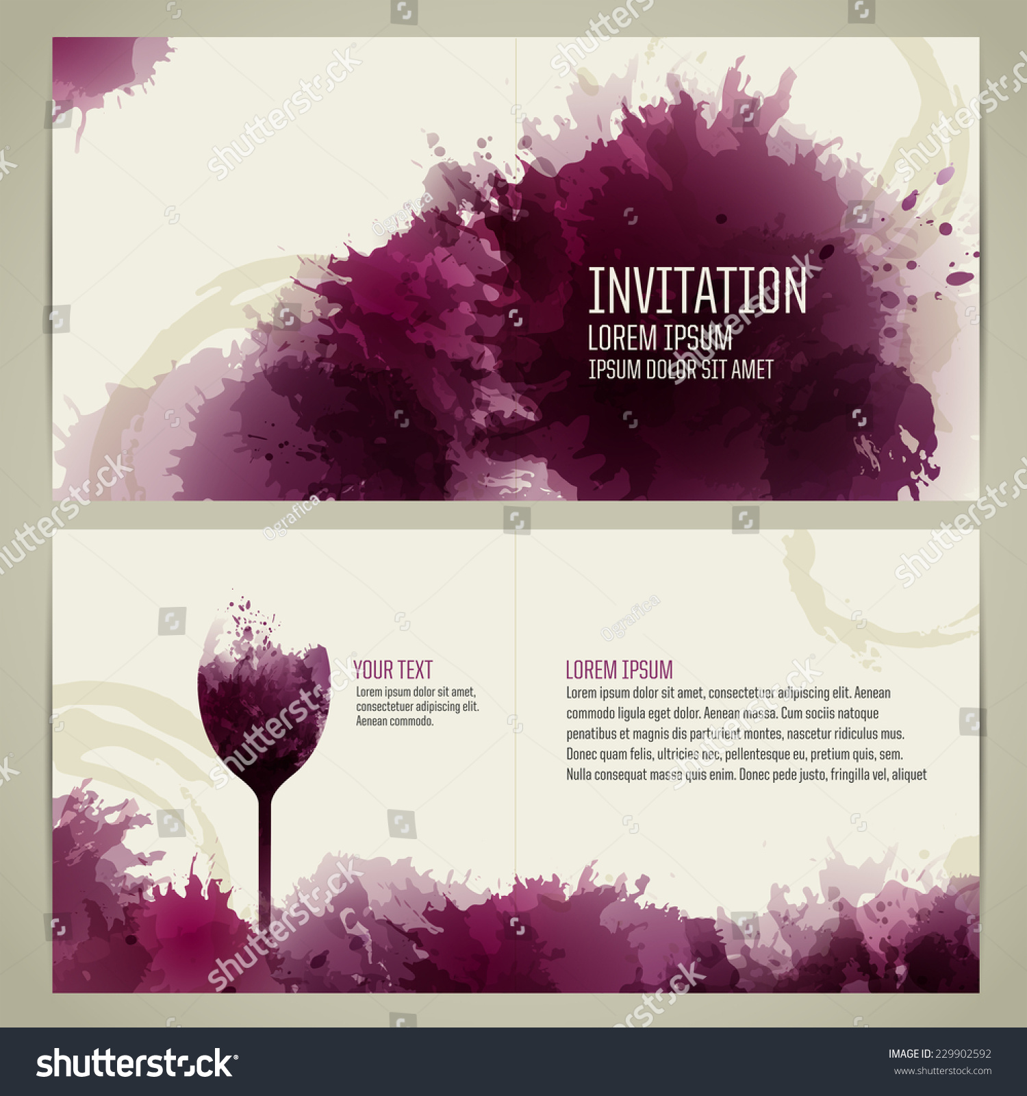 reception invitation template