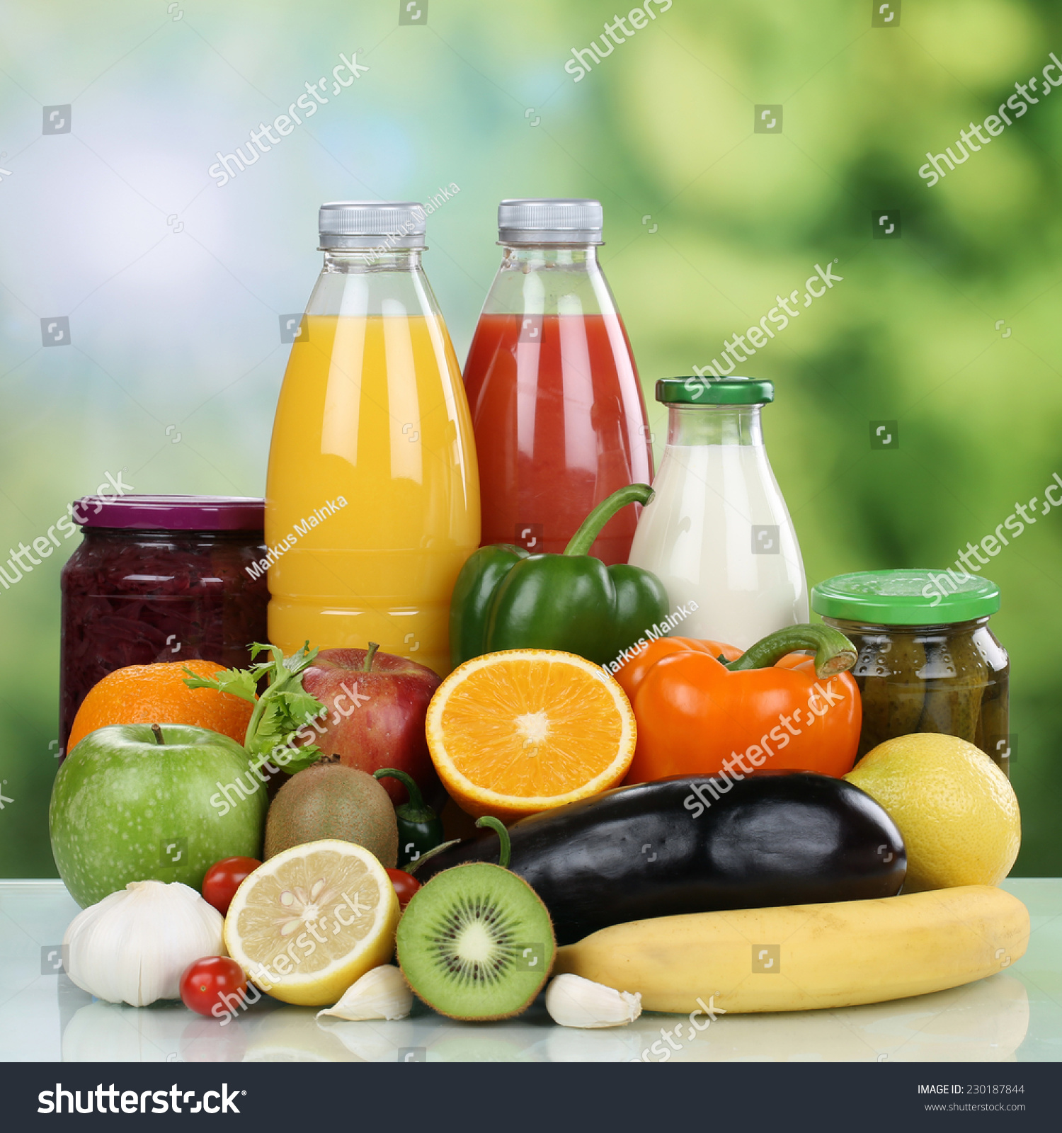 orange fruits healthy veg and fruit smoothies