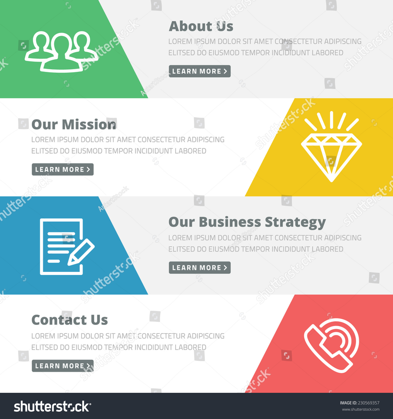 website strategy template
