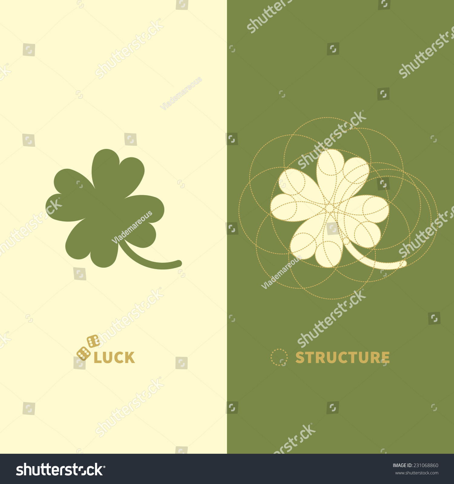 Cute 1 Inch Circle Template Small 1 Round Label Template Shaped 1.5 Inch Hexagon Template 10 Off Coupon Template Old 12 Team Schedule Template Orange15 Year Old Resume Template Minimalistic Vector Four Leaf Clover Icon Stock Vector 231068860 ..