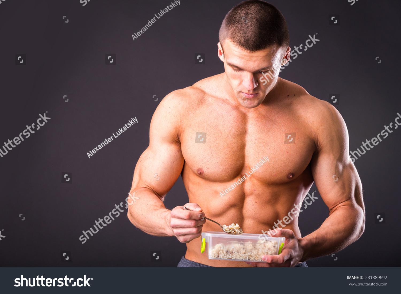 eat muscular