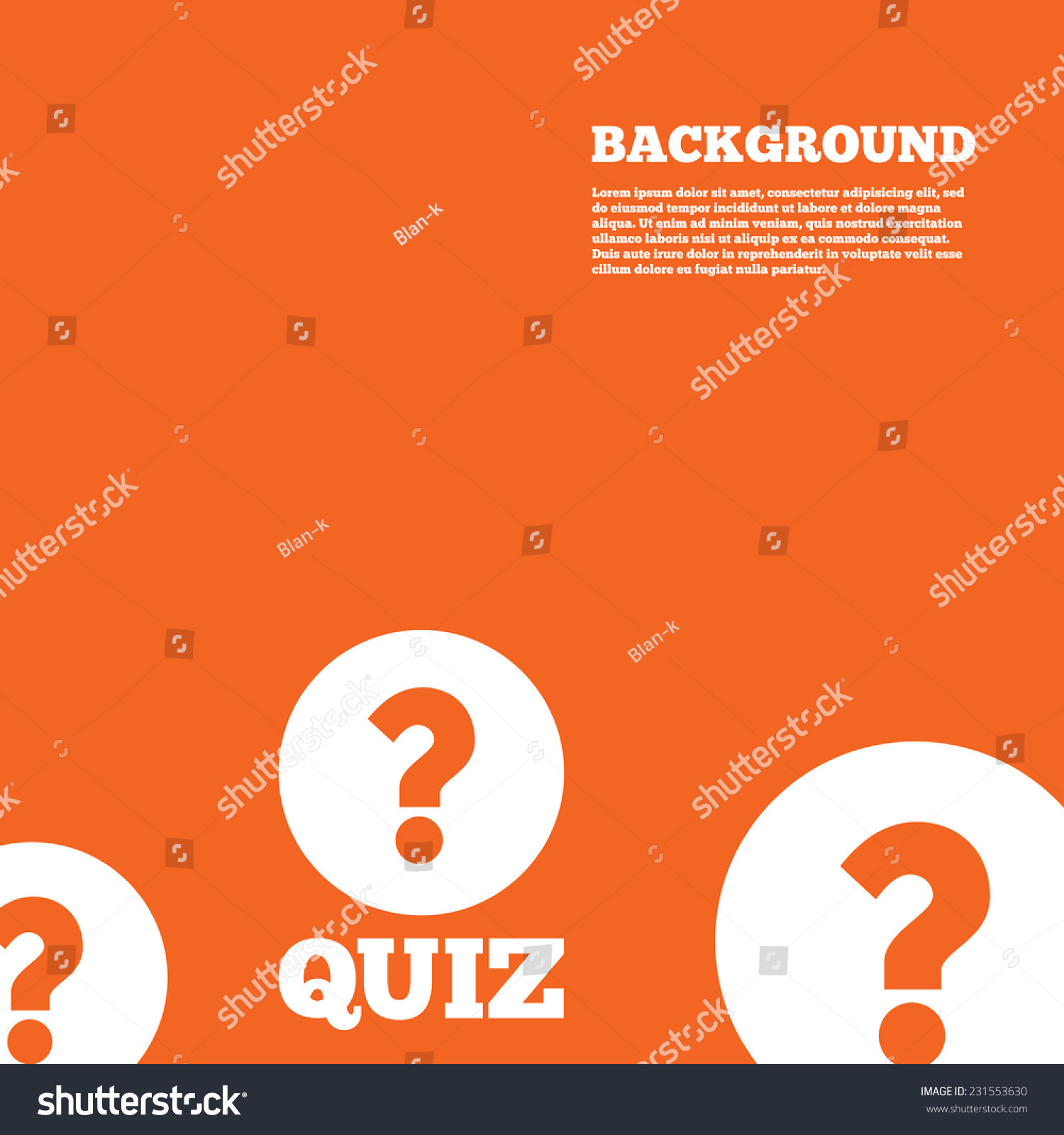 Poster design for quiz - Modern Design Background Quiz With Question Mark Sign Icon Questions And Answers Game Symbol