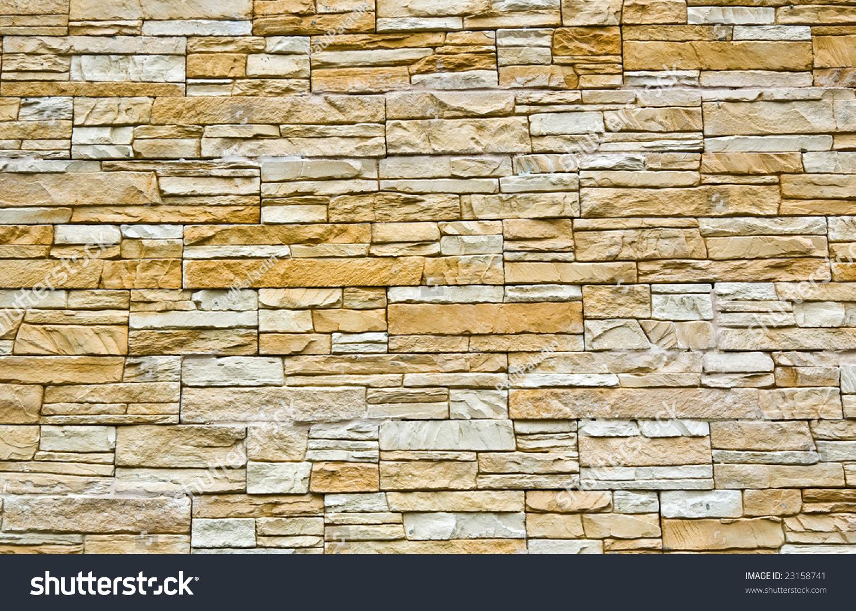 Decorative Stone Wall decorative stone wall texture stock photo 23158741 - shutterstock