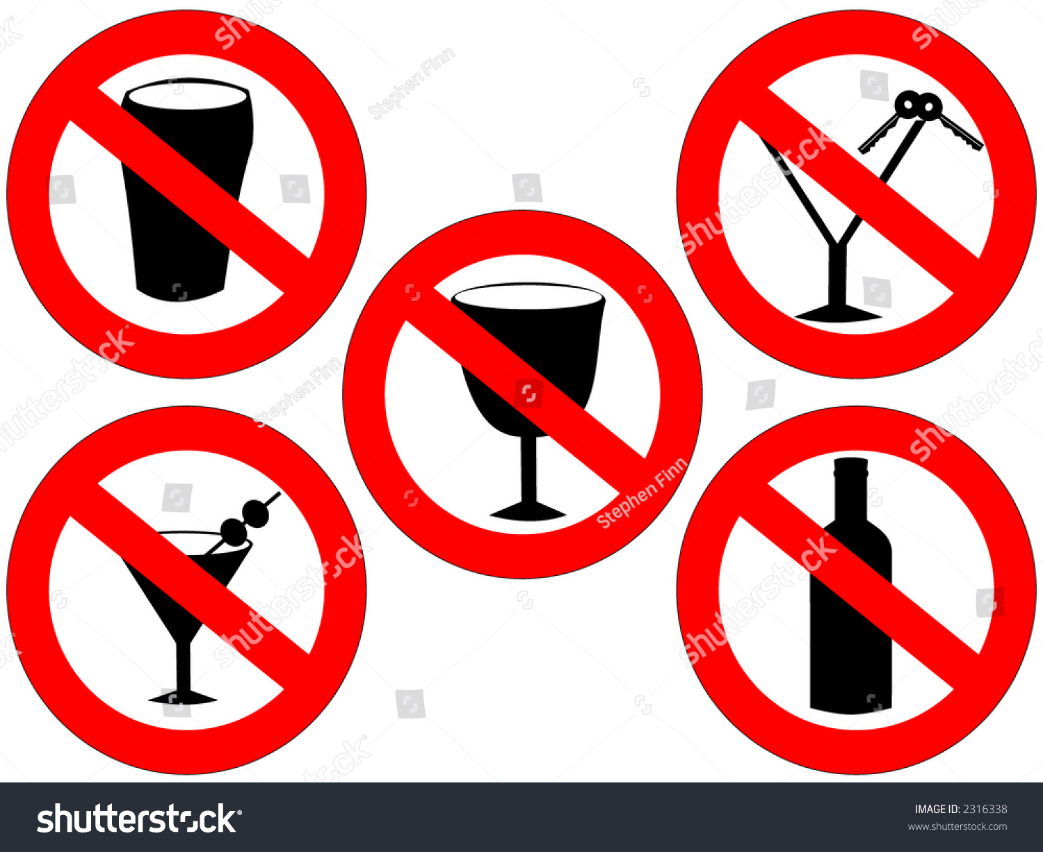 Stop Drinking Alcohol Clip Art – Cliparts