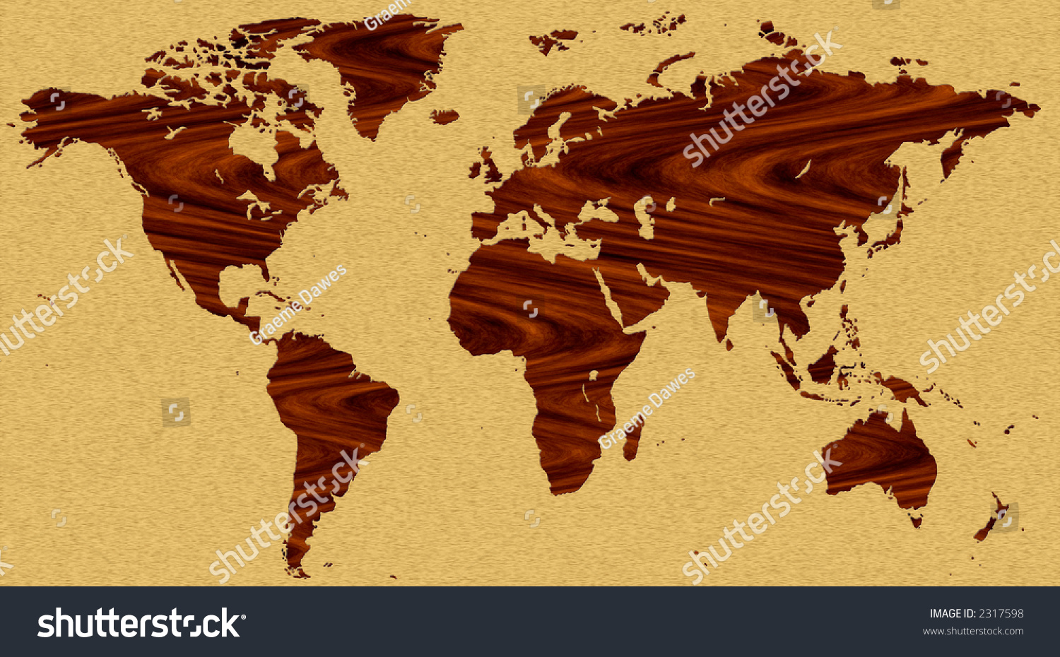 World map rosewood land inlaid into stock illustration 2317598 world map rosewood land inlaid into stock illustration 2317598 shutterstock gumiabroncs Gallery