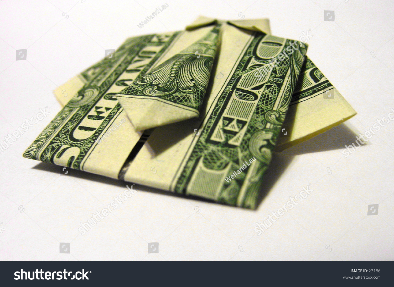 Origami Dollar Shirt - Our T Shirt - photo#23
