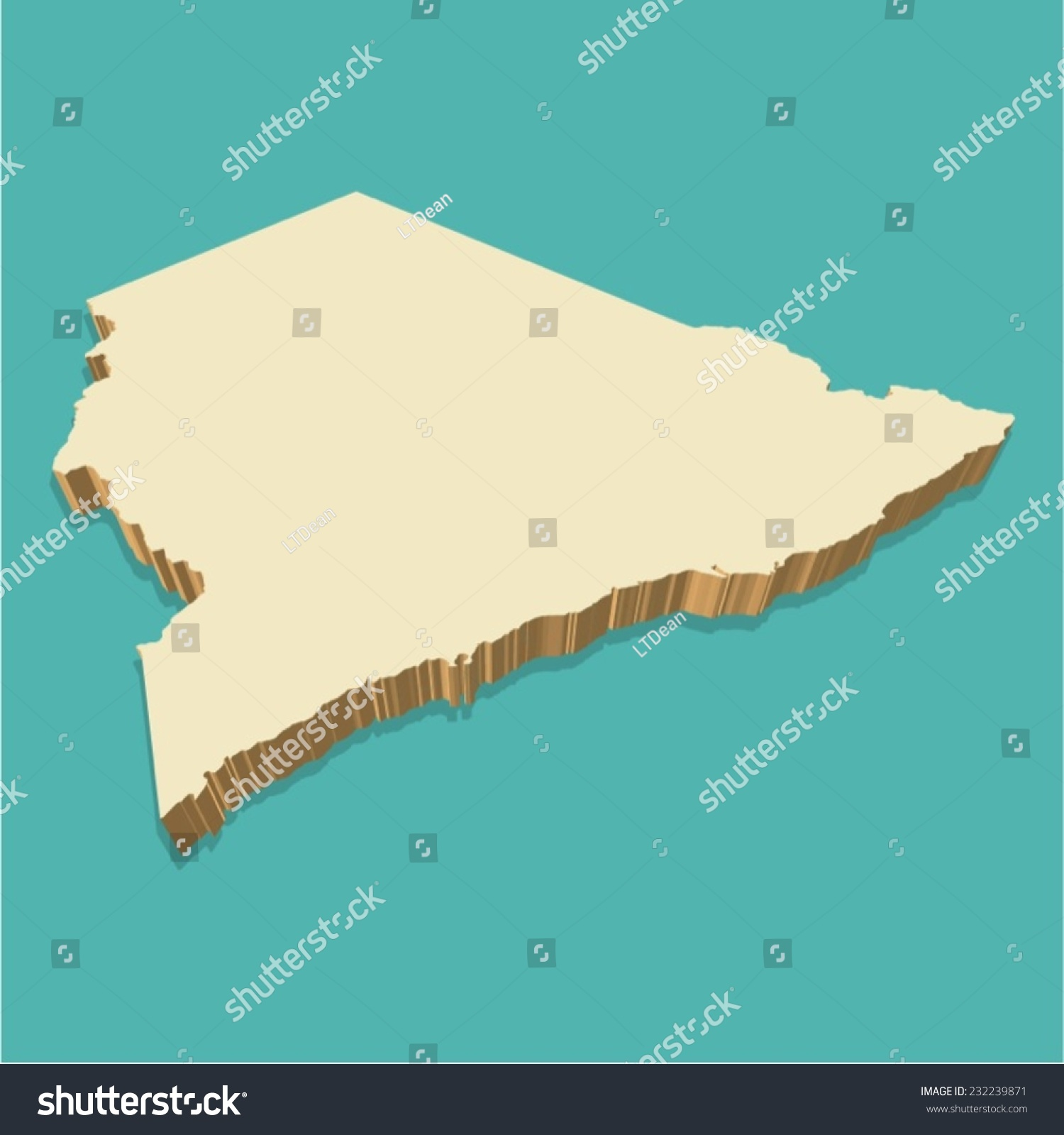 New South Wales Australia Vector Map Stock Vector - South wales australia map