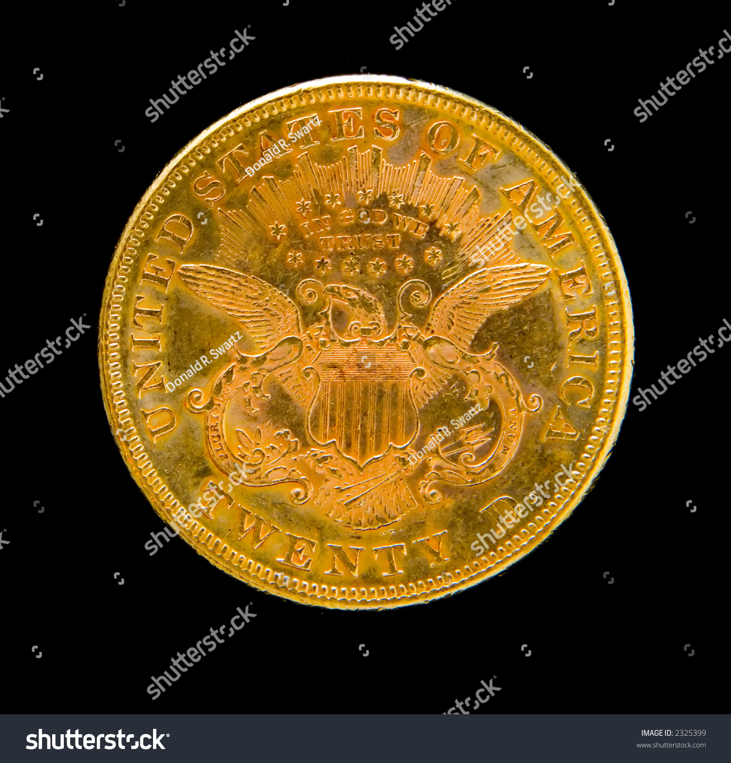 gold coins black background - photo #48