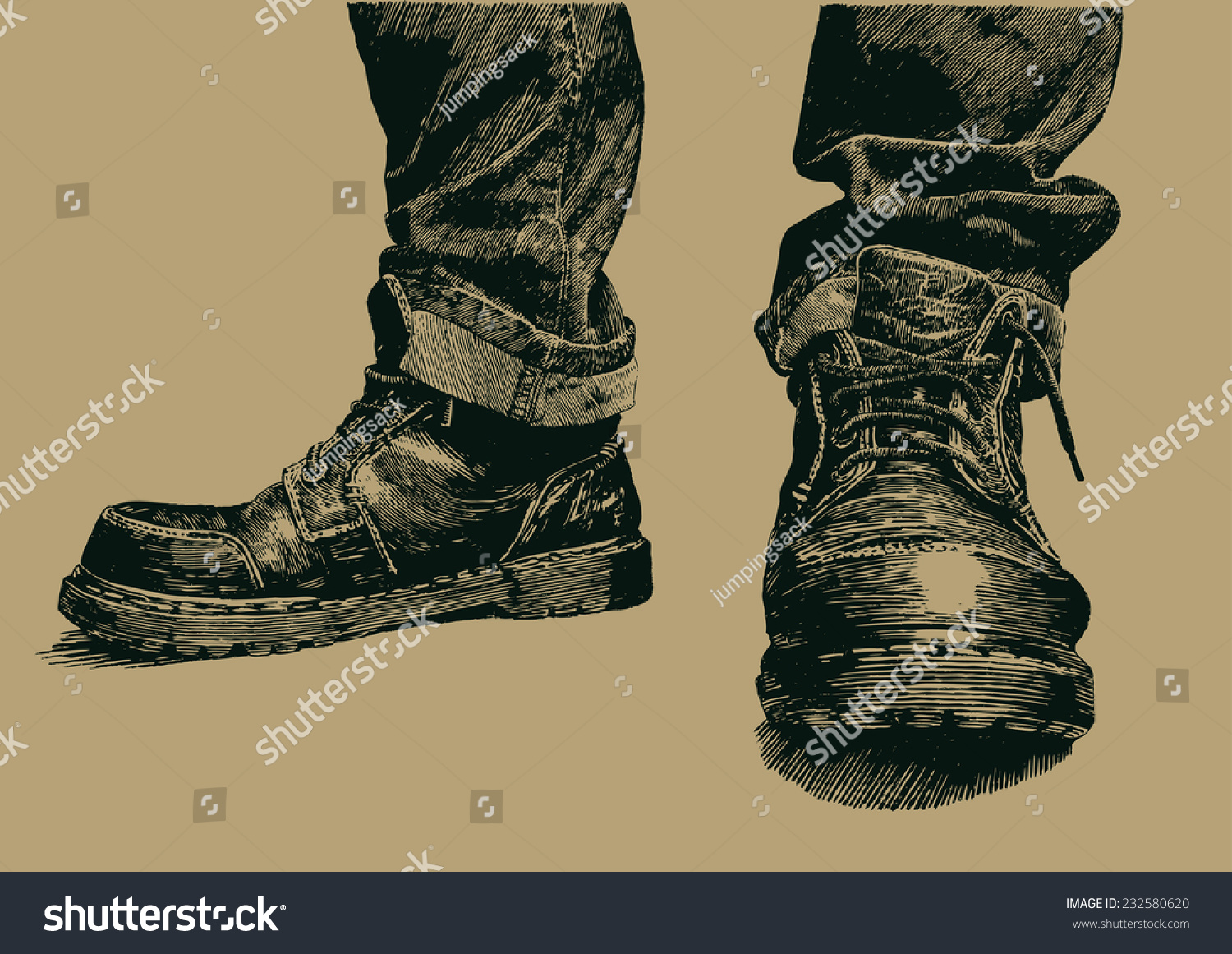 boots engraving