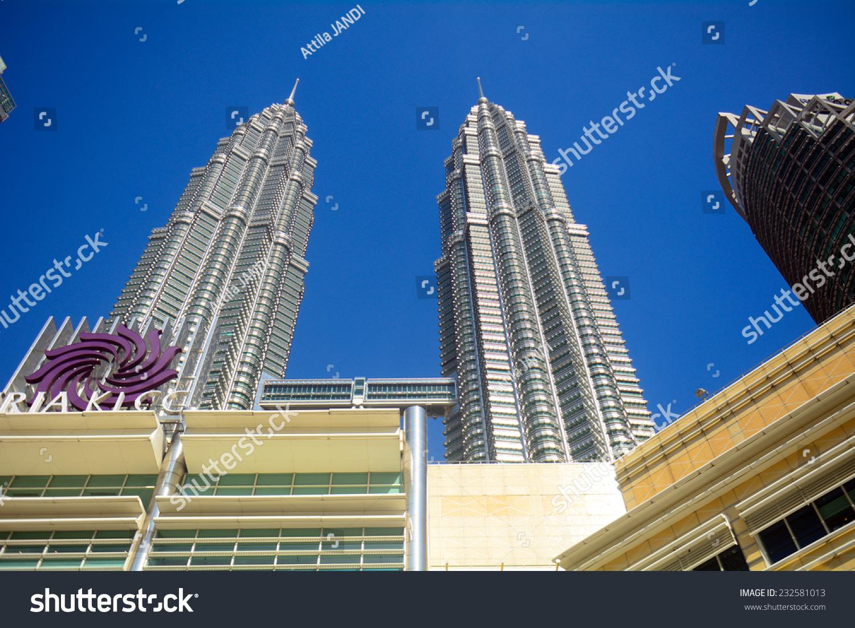 Kuala lumpur malaysia november 15 petronas stock photo 232581013 kuala lumpur malaysia november 15 the petronas towers on november 15 2014 buycottarizona Gallery
