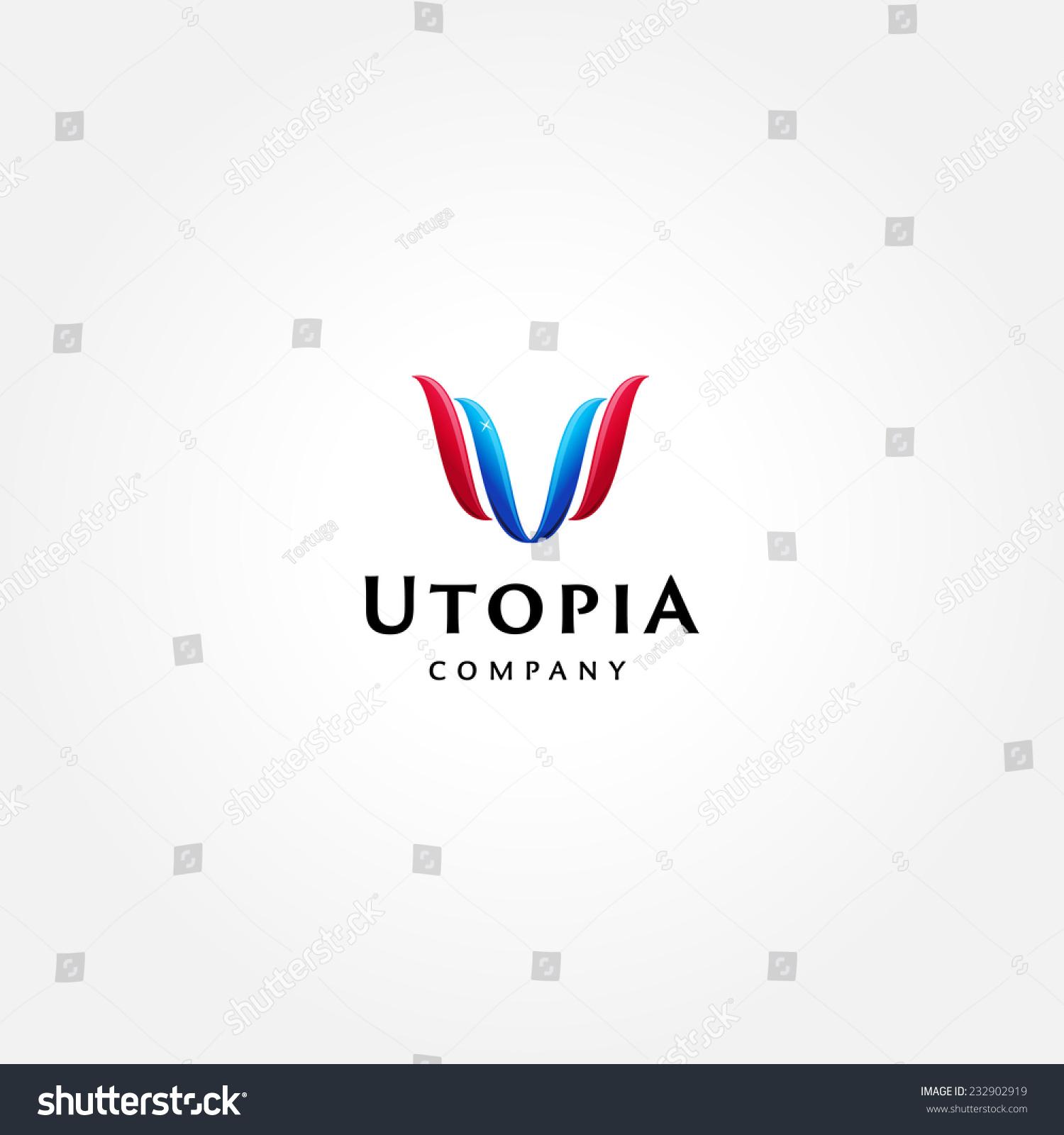 Fonts stylish letter u