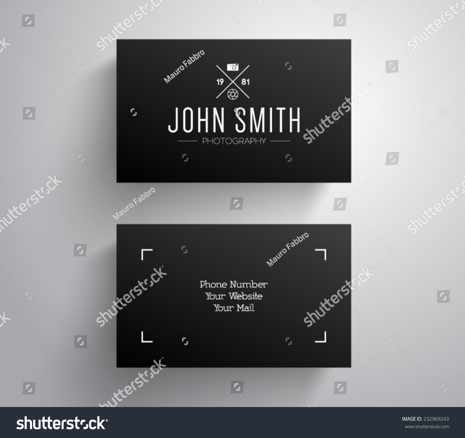 eps business card template 28 images vector business card
