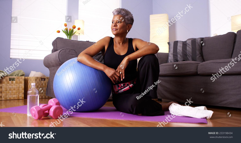 Black Elderly Exercise