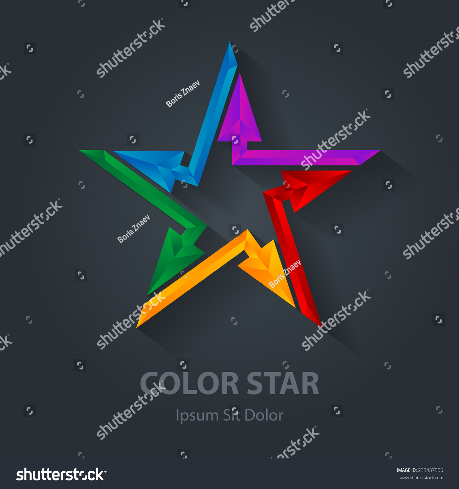 Great 10 Best Resume Templates Thin 12 Month Calendar Template Solid 1920s Newspaper Template 2 Page Resume Sample Young 2010 Calendar Template Fresh2014 Diary Template Colorful 3d Star Logo Arrows Starshaped Stock Vector 233487556 ..