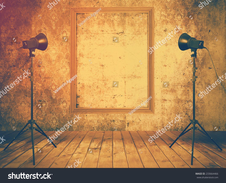 Vintage Scene Room Photography Backdrop Studio Photo Background EBGDB2 GZDB2