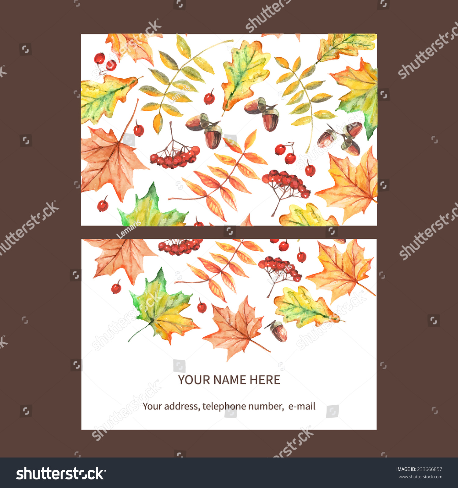 Vector business card template this file stock vector 233666857 vector business card template this file can be used for advertising print design kristyandbryce Gallery