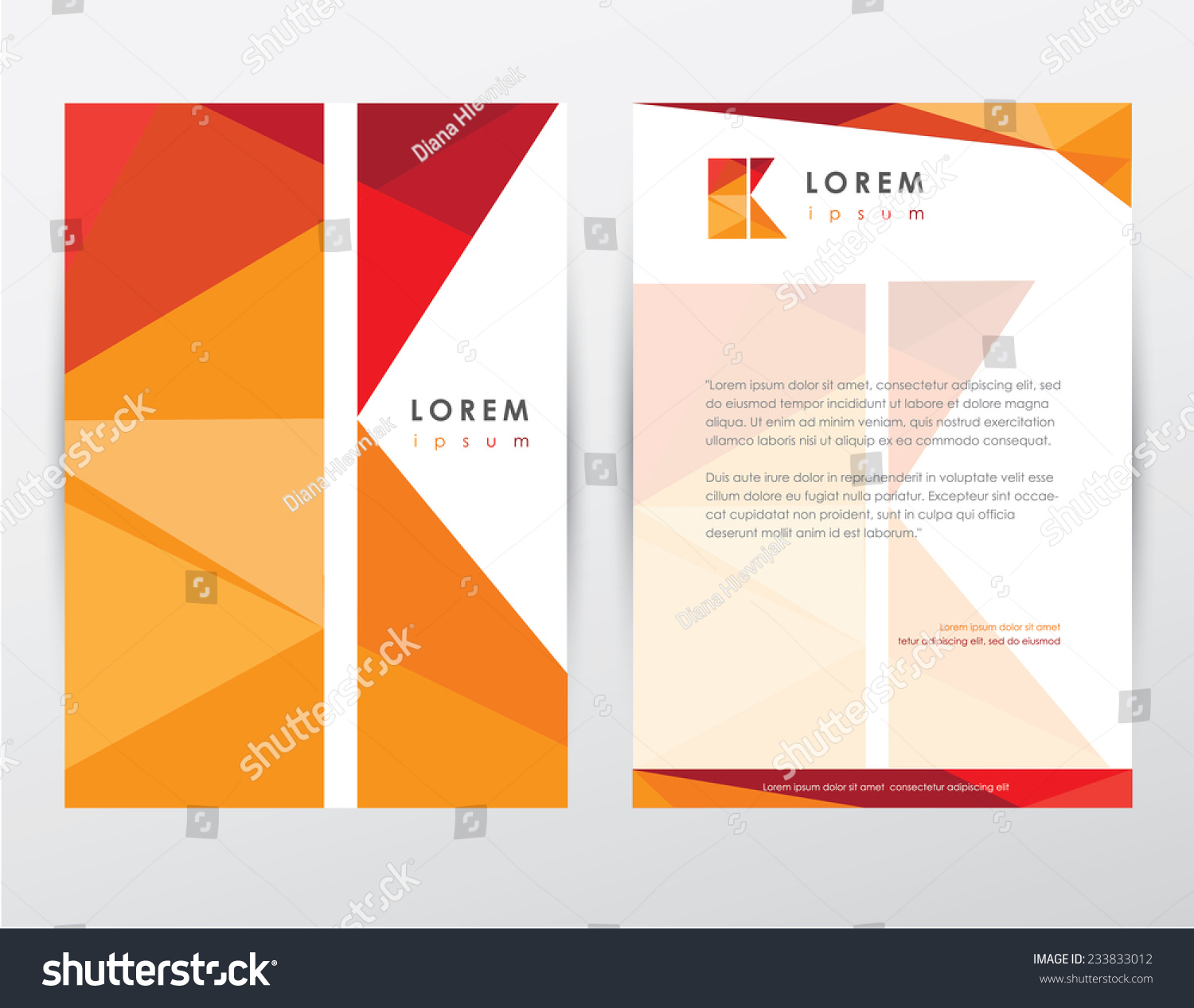 modern corporate brochure templates design shack free creative infographic resume template with cover letter indd file