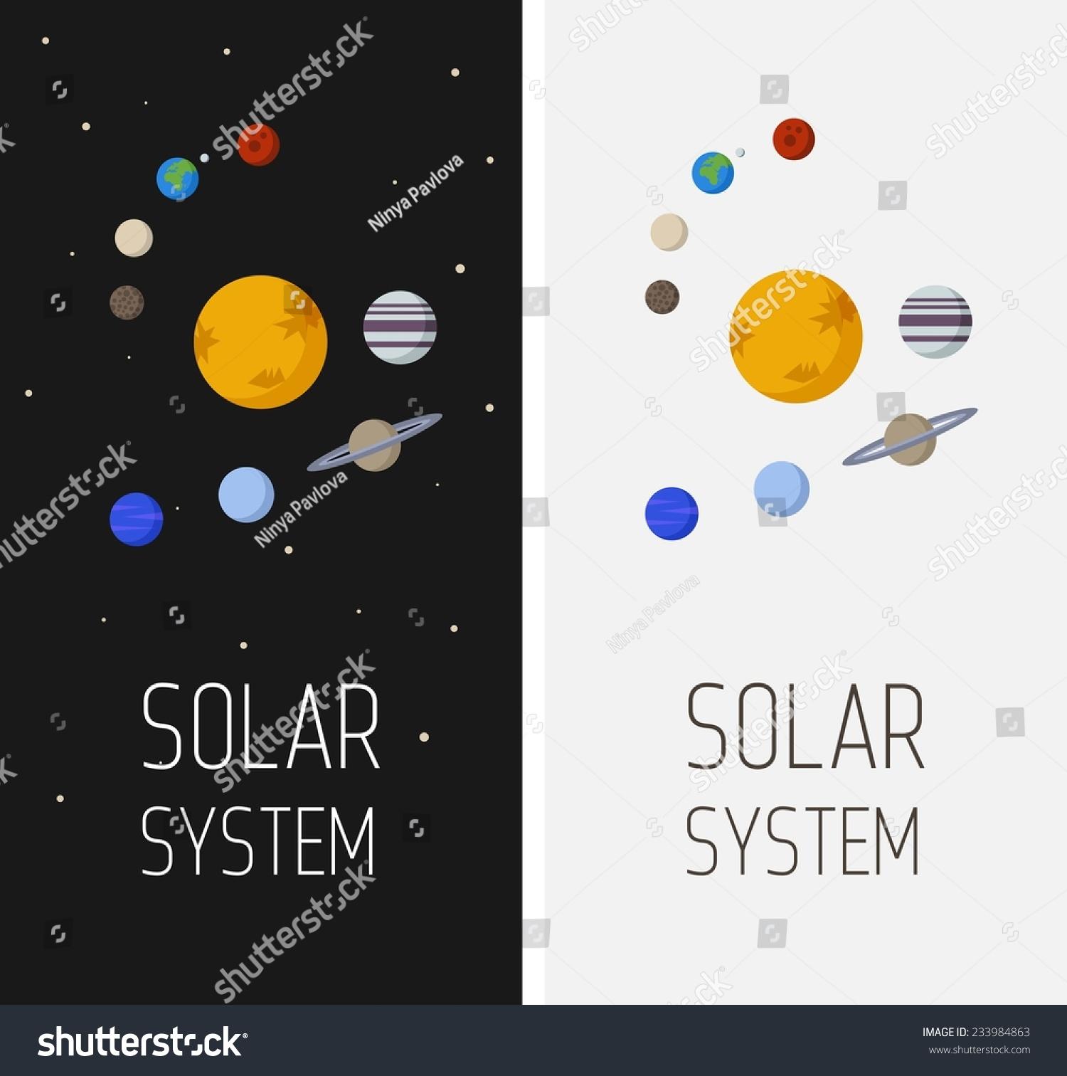 vertical solar system - photo #37