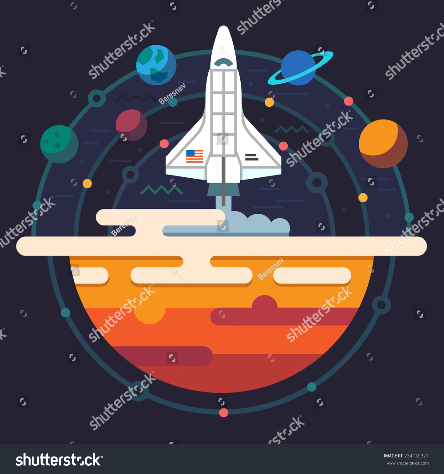 how to find vector space